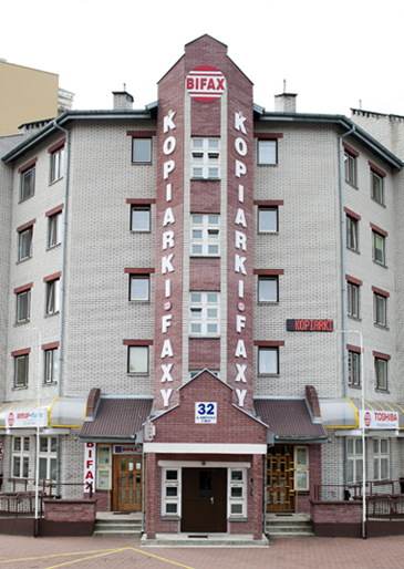 Siedziba Firmy BIFAX